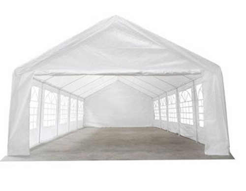 Velký svatební párty stan 4 x 8 m