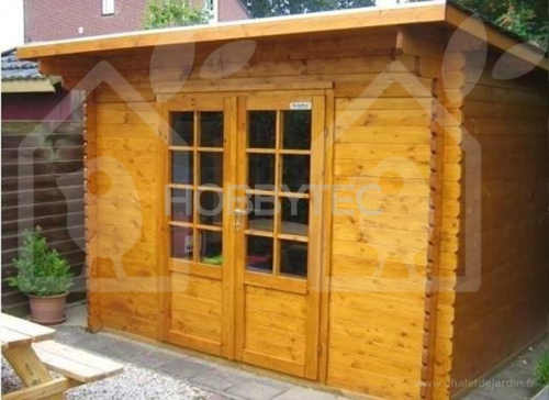 Zahradní domek z borovicového dřeva
