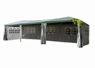 Velký zahradní stan z nepromokavého materiálu