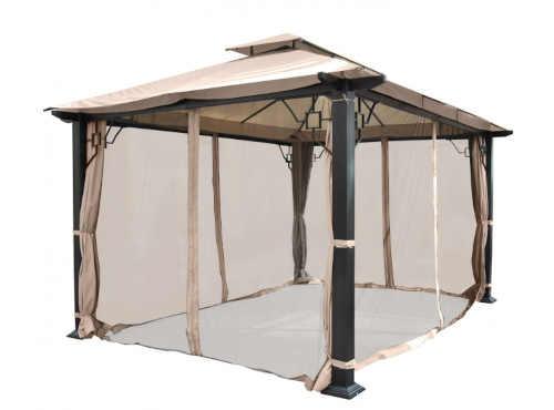 Luxusní zahradní pergola se střechou