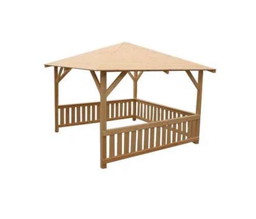 dřevěný altán 3x3 m